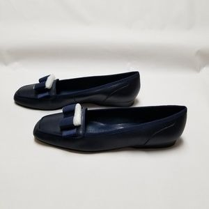 Enzo Angiolini loafers.